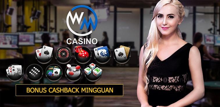 WM Casino Game