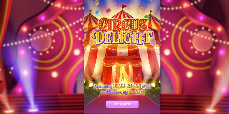 Circus Delight Slot